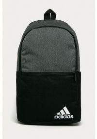 Adidas - adidas - Plecak. Kolor: szary. Wzór: nadruk