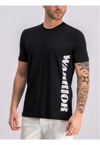 Czarny t-shirt John Richmond