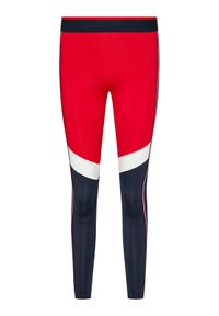 Legginsy sportowe Tommy Sport w kolorowe wzory #5