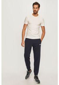 Niebieskie spodnie dresowe Adidas #4