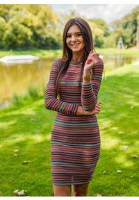 Niebieska sukienka Fanaberia.com na imprezę