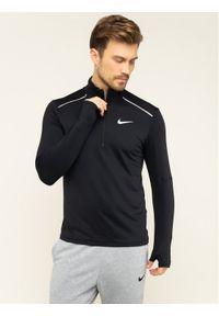 Nike - NIKE Bluza techniczna Element BV4721 Czarny Regular Fit. Kolor: czarny