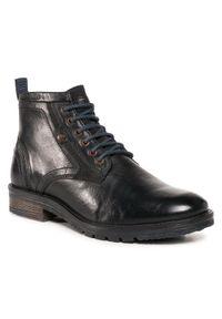 Czarne buty zimowe Wrangler