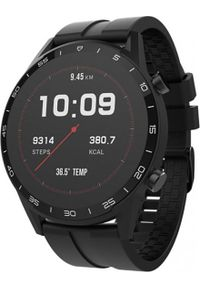 VECTOR SMART - Smartwatch Vector Smart VCTR-32 Czarny (VCTR-32-22BK). Rodzaj zegarka: smartwatch. Kolor: czarny