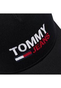 Tommy Jeans Czapka Tjm Flag Trucker AM0AM07172 Czarny. Kolor: czarny