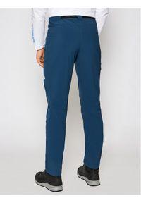 The North Face Spodnie outdoor Speedlight NF00A8SE Granatowy Regular Fit. Kolor: niebieski. Sport: outdoor