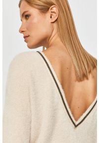 Kremowy sweter Morgan