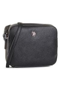 U.S. Polo Assn - Torebka U.S. POLO ASSN. - Jones S Crossbody Bag BIUJE4940WVP/000 Black. Kolor: czarny. Materiał: skórzane