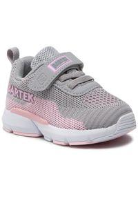 Bartek Sneakersy 11288005 Szary. Kolor: szary