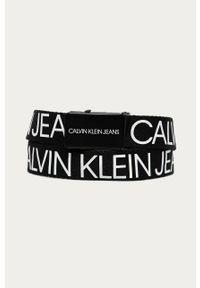 Czarny pasek Calvin Klein Jeans
