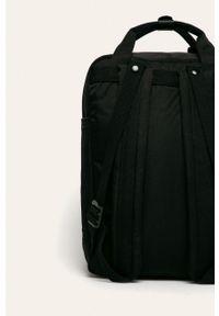 Czarny plecak Doughnut