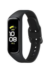 Czarny zegarek SAMSUNG sportowy