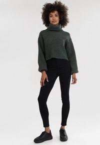 Czarne jeansy Born2be #5