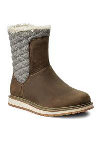 Śniegowce Helly Hansen na zimę, eleganckie, bez zapięcia, z cholewką za kostkę