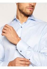 Niebieska koszula biznesowa Stenströms