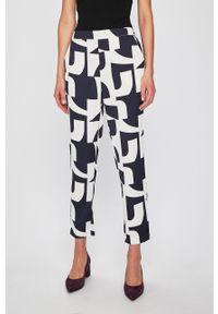 Białe spodnie materiałowe Vero Moda