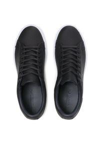 Lacoste - Sneakersy LACOSTE - Lerond 0921 1 Cma 7-41CMA0016454 Blk/Off Wht. Okazja: na co dzień. Kolor: czarny. Materiał: skóra ekologiczna, materiał. Szerokość cholewki: normalna. Styl: klasyczny, casual