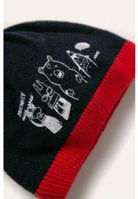 Niebieska czapka Jamiks
