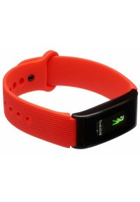 Czerwony zegarek GARETT smartwatch, elegancki