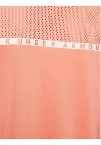 Under Armour Koszulka techniczna UA Armour Sport 1355703 Pomarańczowy Oversize. Kolor: pomarańczowy #2