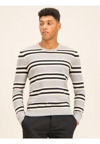 MICHAEL Michael Kors Sweter CR96KXZ469 Szary Regular Fit. Kolor: szary