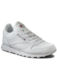 Białe buty sportowe Reebok Reebok Classic
