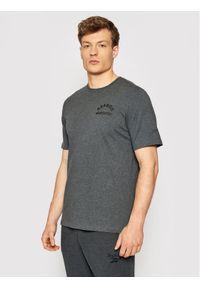 Reebok T-Shirt Weightlifting Tee GL2817 Szary Slim Fit. Kolor: szary