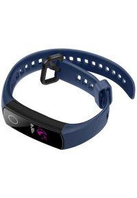 Niebieski zegarek HONOR cyfrowy