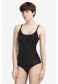 Czarne body Chantelle gładkie