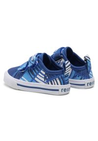 Reima - Tenisówki REIMA - Metka 569347 Blue 6645. Zapięcie: rzepy. Kolor: niebieski. Materiał: materiał. Szerokość cholewki: normalna