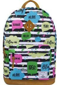Brązowy plecak Paul&Co