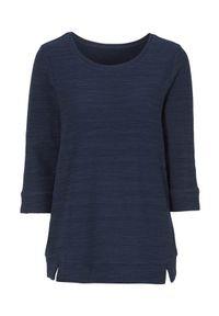 Cellbes Bluzka granatowy female niebieski 34/36. Kolor: niebieski. Materiał: jersey