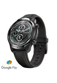 TICWATCH Pro 3 GPS, Black. Kolor: czarny. Styl: sportowy, elegancki