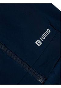 Reima Kurtka przejściowa Mantereet 531489 Granatowy Regular Fit. Kolor: niebieski