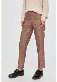 Wielokolorowe spodnie materiałowe Marc O'Polo na co dzień, casualowe