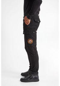 Aeronautica Militare - SPODNIE AERONAUTICA MILITARE. Wzór: aplikacja