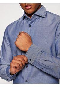 Baldessarini Koszula Henry B3 10003/000/3025 Granatowy Tailored Fit. Kolor: niebieski #3