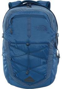 Niebieski plecak The North Face