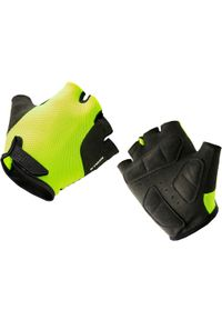 BTWIN - Rękawiczki rowerowe dla dzieci Btwin 500. Materiał: poliester, materiał, elastan. Sport: kolarstwo