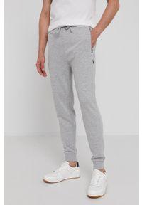 Polo Ralph Lauren - Spodnie. Okazja: na co dzień. Kolor: szary. Styl: casual