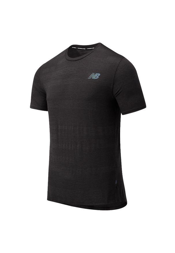 Koszulka sportowa New Balance na lato, na fitness i siłownię