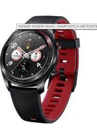 HONOR - Smartwatch Honor Watch Magic Czarny (55023299). Rodzaj zegarka: smartwatch. Kolor: czarny