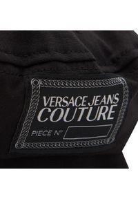 Czarna czapka Versace Jeans Couture