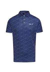 Niebieska koszulka polo RLX Ralph Lauren polo
