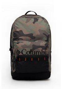 columbia - Columbia - Plecak. Kolor: zielony