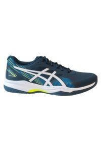 Asics - Buty tenisowe męskie na każdą nawierzchnię ASICS GEL GAME 8. Materiał: mesh. Szerokość cholewki: normalna. Sport: tenis