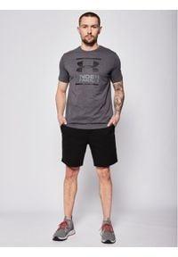 Under Armour T-Shirt Ua Gl Foundation 1326849 Szary Loose Fit. Kolor: szary