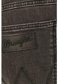 Wrangler - Jeansy Greensboro. Kolor: szary