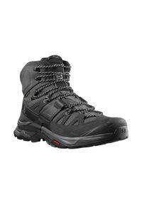 salomon - Buty trekkingowe - GORE TEX - SALOMON QUEST 4 GTX - męskie. Technologia: Gore-Tex