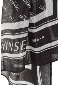 TwinSet - CHUSTA Twinset. Wzór: kolorowy. Sezon: zima, lato